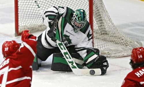 RoughRiders routed by Dubuque, 8-0