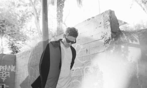Cedar Rapids native Ted When is making new music with…