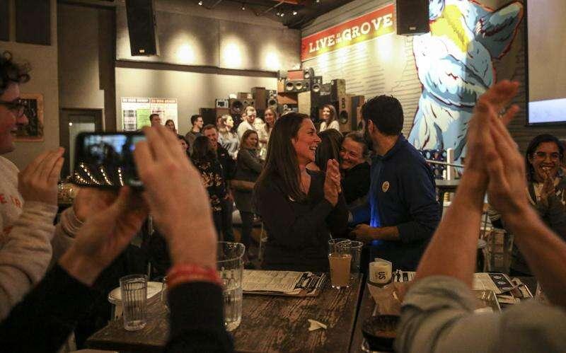 Janice Weiner, Laura Bergus win Iowa City Council seats