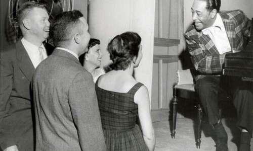 When Duke Ellington came to Cedar Rapids
