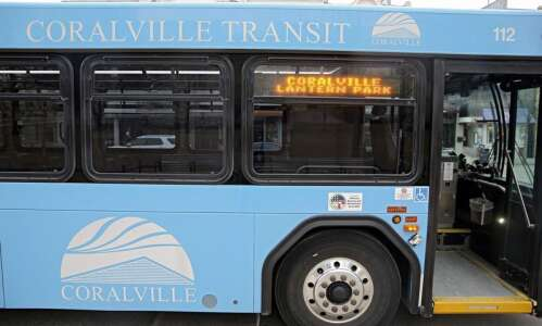 Coralville introducing changes to bus routes and schedules next week