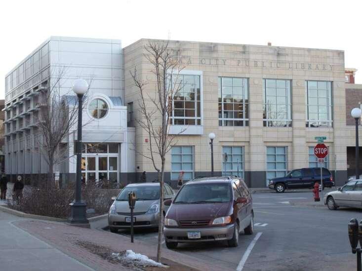 Browsing returns to Iowa City Public Library next week
