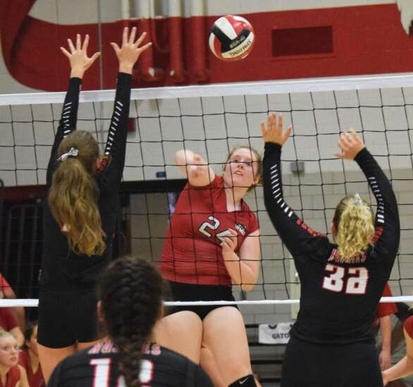 No. 13 Winfield-Mt. Union sweeps Highland