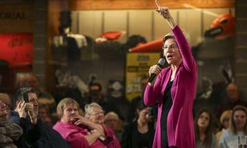 Fact Checker: Elizabeth Warren claims of no 'big-dollar' fundraisers wasn't…