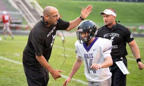 Jeff Gordon steps down as Iowa City Liberty football coach