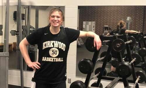 Kirkwood's Ashley Tull ready to return to basketball court
