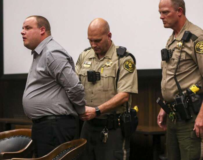 Cody Brown sentenced up to 5 years for 'vicious act'