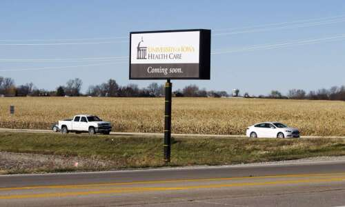 University of Iowa looking to buy more North Liberty land