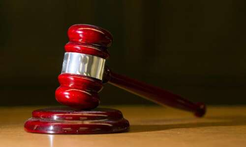 Fairfax man convicted of trafficking 25 pounds of meth