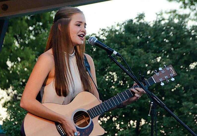 I.C. West's Abbie Callahan a high school celebrity
