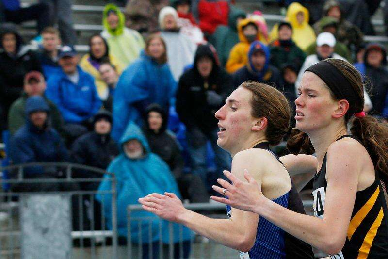 Behind the lens at the Drake Relays