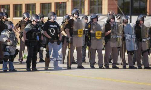 Whose streets? They're not ours, Iowa City officials remind us