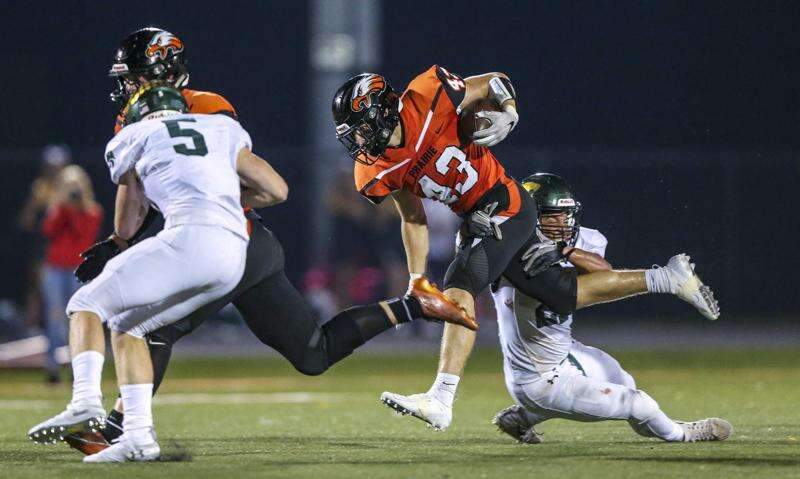 Iowa high school football 2020: The best area games of all 9 weeks