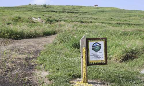 Overlook, trails at Mount Trashmore open for two days this…