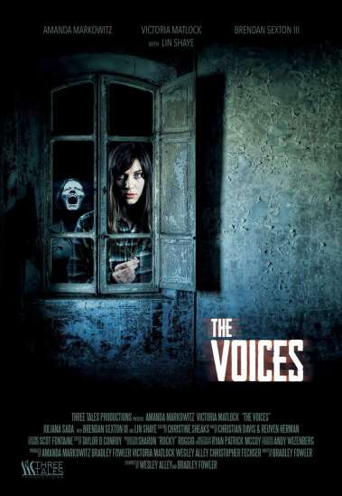 Cedar Rapids native releases new film 'The Voices,' with more in the works