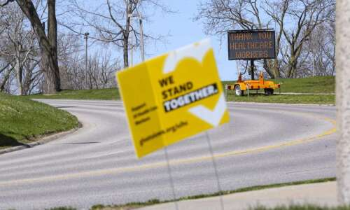 University of Iowa rewarding health workers who lost pay
