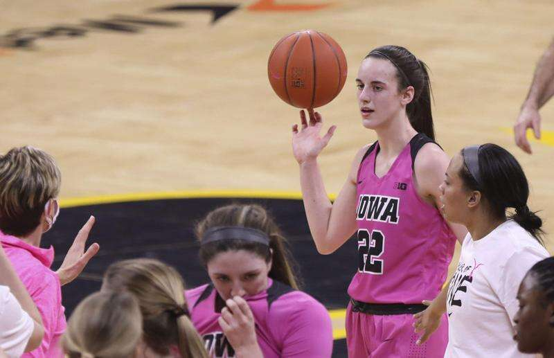 After just one season, Iowa's Caitlin Clark belongs to the nation