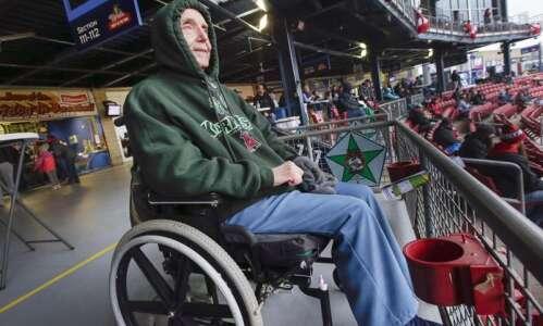 80-year-old Cedar Rapids man never misses a Kernels home opener