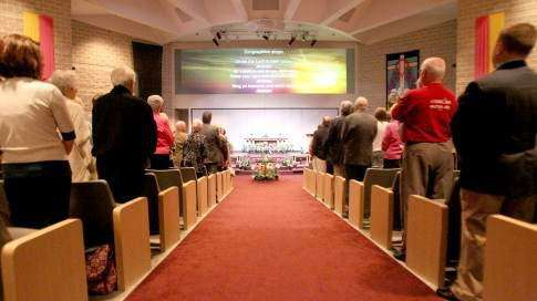 Largest U.S. Lutheran group removes Marion church from roster