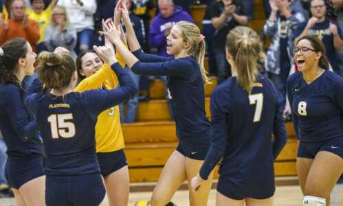Belle Plaine volleyball followed a dormant stretch with a sprint…