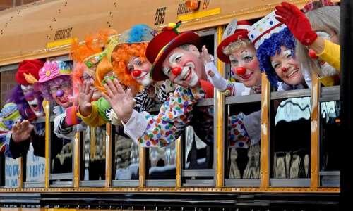 Wait, we have a National Clown Week?