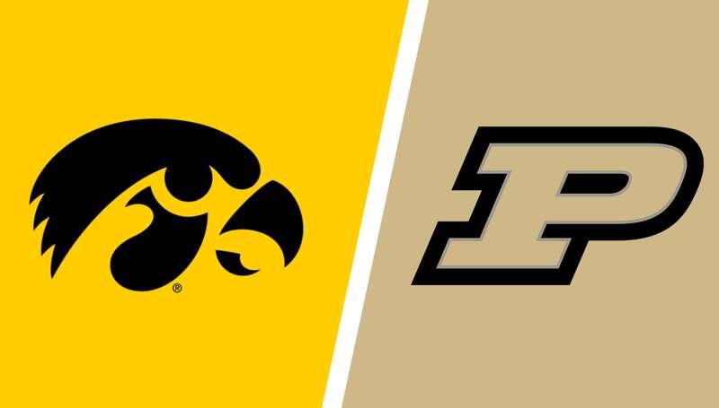 Iowa men's basketball at Purdue: Box score, highlights, live updates recap