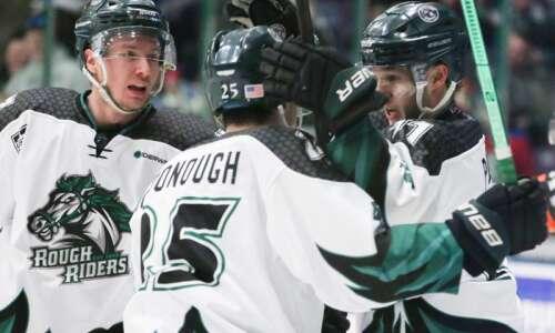 Cedar Rapids RoughRiders go into pivotal Game 3 confident in…