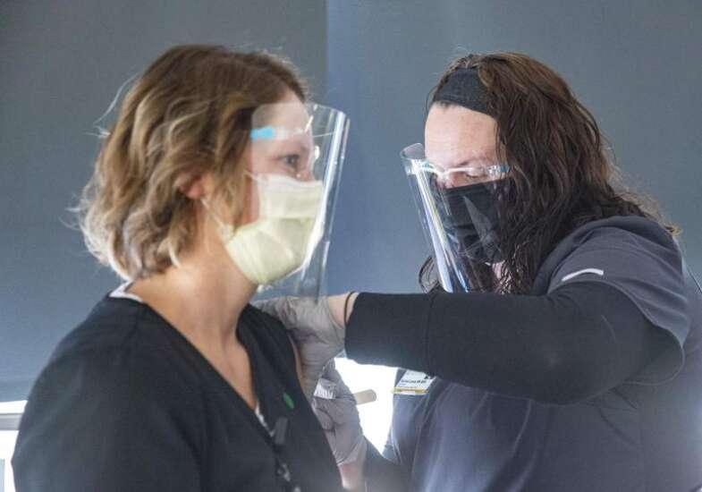 University of Iowa will begin 'patient vaccination' next week