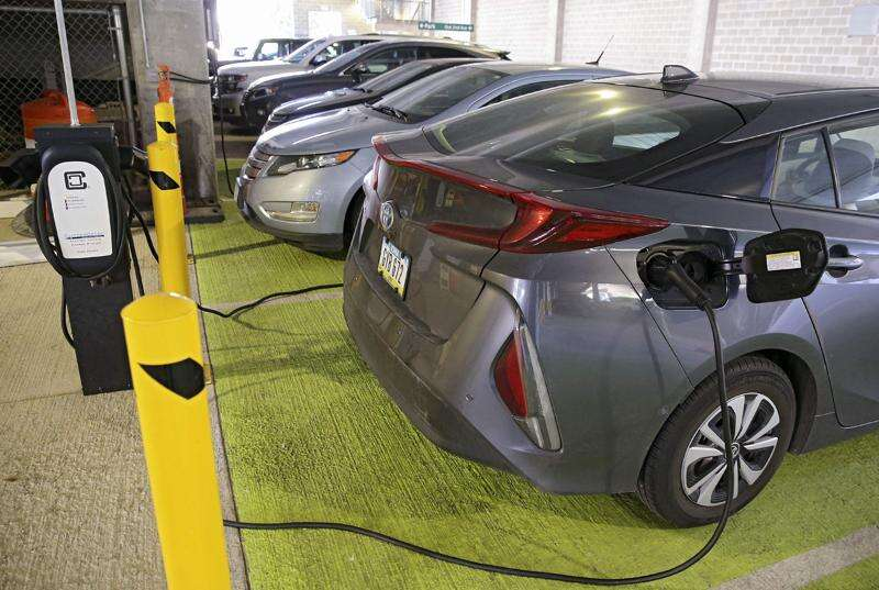 Growth of electric cars could jeopardize Iowa's road fund