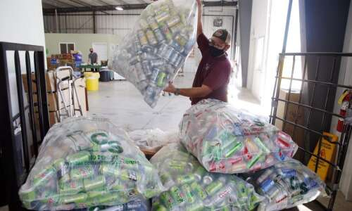 Iowa consumers throw away millions by forsaking nickel bottle deposits