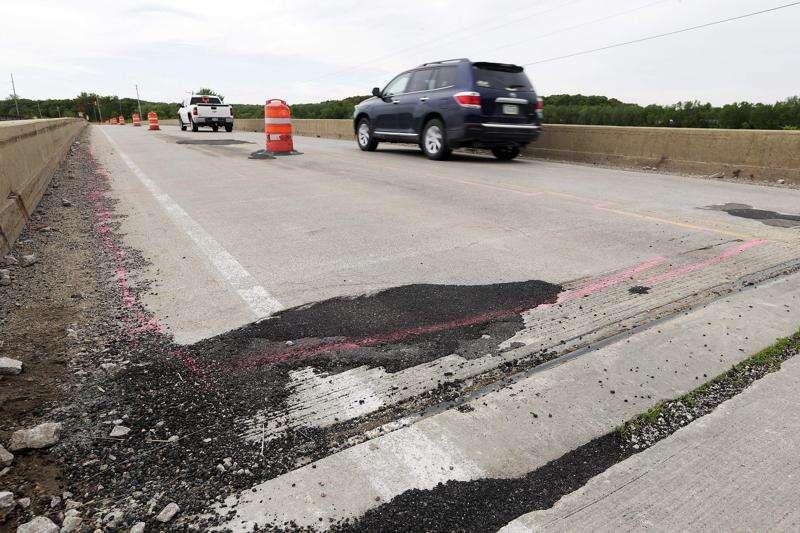 Bridges get help under state transportation plan