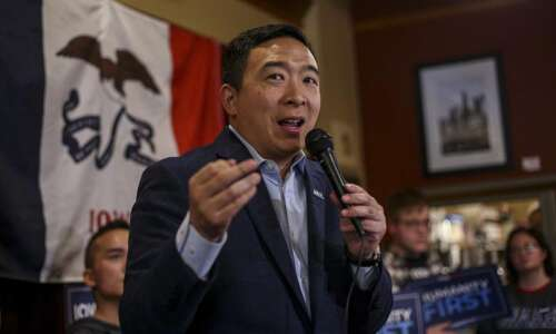 Andrew Yang talks messaging, caucus expectations and challenges