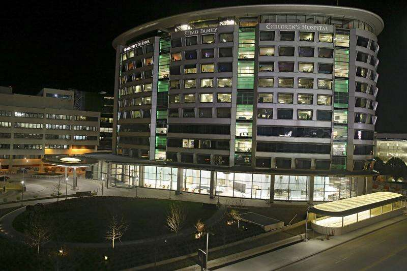 University of Iowa seeks up to $15M to replace Children's Hospital windows