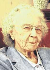 Happy 100th Birthday Julia Ary Primrose