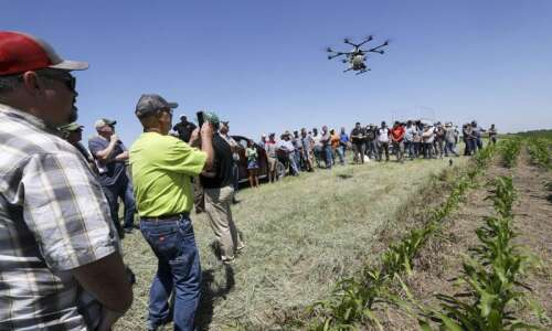 Drones for farming? High-tech gadgets could save farmers money and…