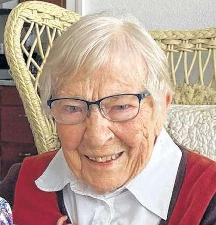 Happy 90th Birthday to Ann Stanek