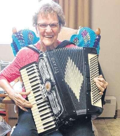 Happy 90th Marilyn Rieder