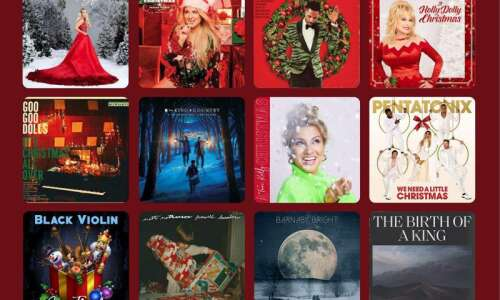 These 12 holiday music albums can help end 2020 on…