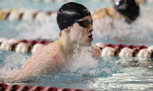 Boys' swimming: 2017 All-MVC team
