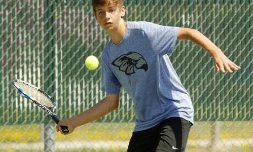 Iowa high school boys' tennis 2021: Gazette area players and…