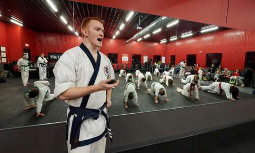 Revolution Martial Arts' new space in Robins just the right…