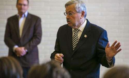 Branstad decries Medicaid privatization 'scare' tactics of some health care…