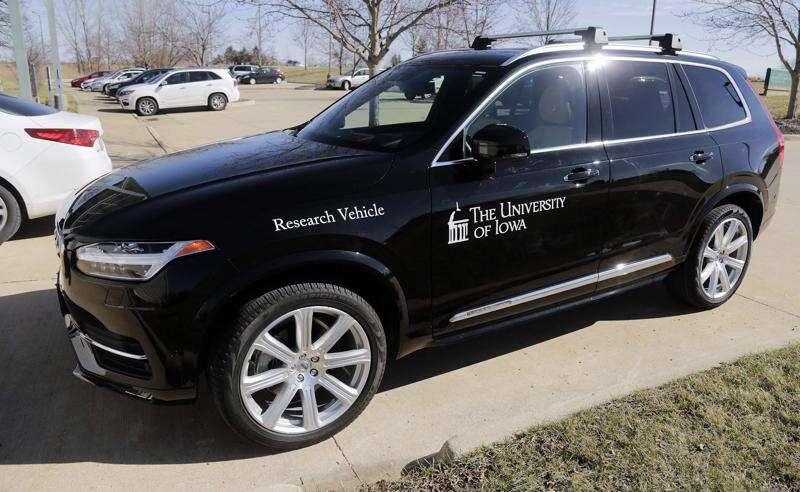 Iowa driving the way for autonomous vehicles