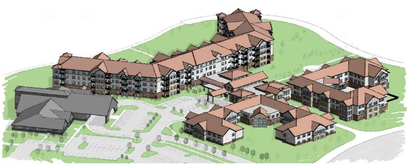 Mercy Medical Center receives $2 million donation for new dementia care center