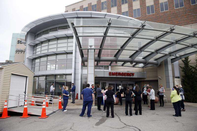 Hospitals approaching COVID-19 rise for second time with more confidence