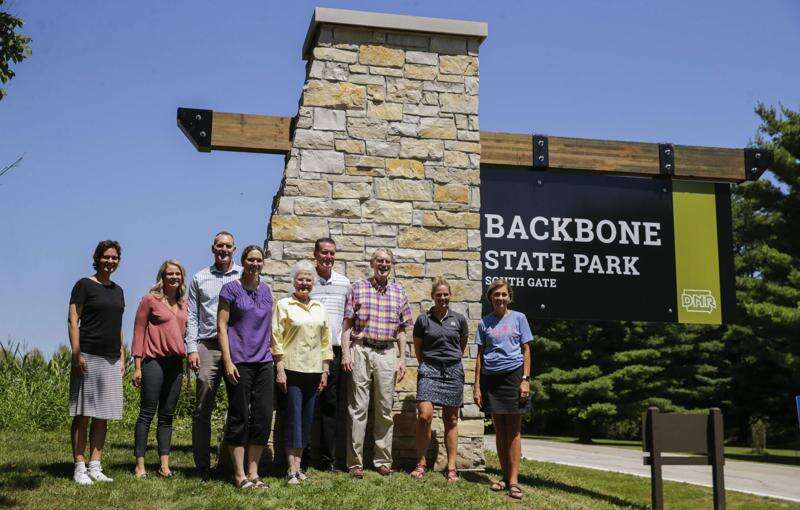 Backbone, Iowa's first state park, celebrates 100 years