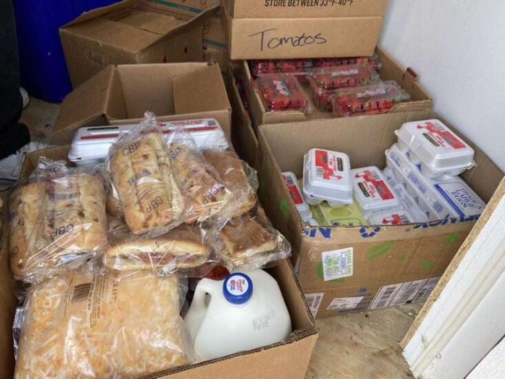 Lighthouse Center offering mobile food pantry to those in need