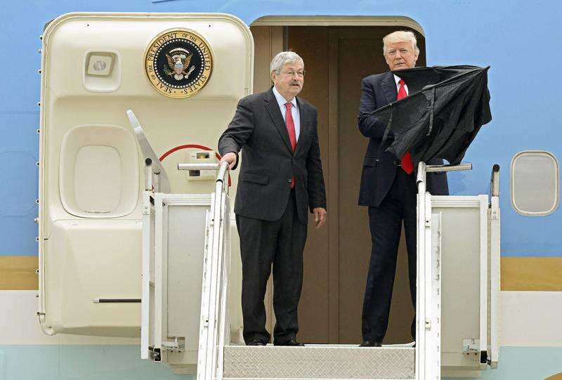 In video to China, Branstad sets North Korea as priority