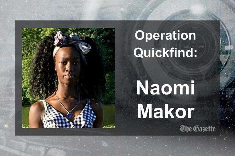 Operation Quickfind for 11-year-old Cedar Rapids girl