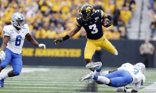 Tyrone Tracy Jr.'s growth helps Iowa to change for better